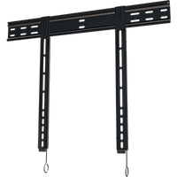 "Ultra-flat mount for 30"" to 55""+ flat panel screens"