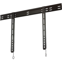 "Ultra-flat mount for 37"" to 60""+ flat panel screens"