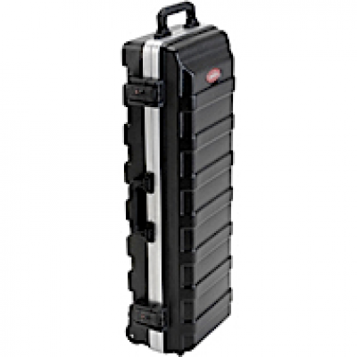 "Collapsible cart with protective case for 32"" to 55""+ Screens"