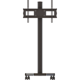 "Mobile cart with height and tilt adjustment for 37"" to 63""+ Plasma, LCD or LED screens"