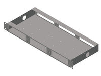 "RC-1U 19"" Universal Rack Chassis - RU, ST and TX Series"