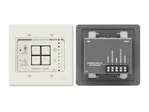 RCX-1N Room Control for RCX-5C Room Combiner - Ultrastyle neutral