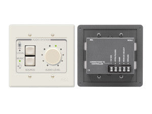 RCX-2N Room Control for RCX-5C Room Combiner - Ultrastyle neutral