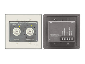 RCX-3 Room Control for RCX-5C Room Combiner