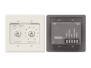 RCX-3N Room Control for RCX-5C Room Combiner - Ultrastyle neutral