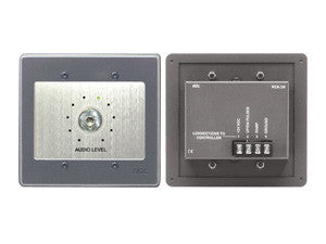 RCX-3RS Room Control for RCX-5C Room Combiner - Stainless