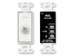 D-RLC10K Remote Level Control - 0 to 10 kΩ