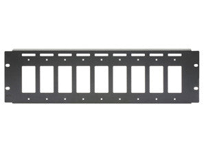 "RM-D9 19"" Rack Mount for 9 Decora® Modules"