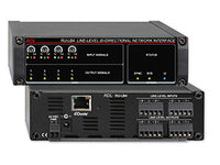 RU-LB4 Line-Level Bi-Directional Network Interface