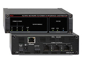 RU-NFD Network to Format-A Interface/Distributor