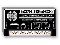 ST-ACR1 Line-Level Audio Controlled Relay - 0.5 to 5 s
