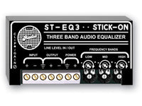 ST-EQ3 3 Band Equalizer - Line Level