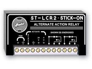 ST-LCR2 Logic Controlled Relay - Latching