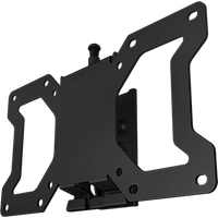 "Tilting mount for 13"" to 32"" flat panel screens (Silver)"