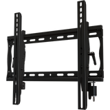"Universal tilting mount with dual locks for 26"" to 46""+ flat panel screens"