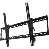 "Universal tilting mount with dual lock for 37"" to 63""+ flat panel screens"