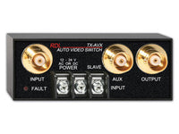 TX-AVX Automatic Video Switch - 2x1 - BNC