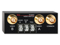 TX-MVX Manual Rmt Controlled Video Switch - 2x1 - BNC