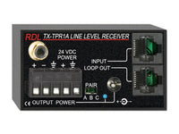 TX-TPR1A Active Single-Pair Receiver - Twisted Pair Format-A - Balanced line output