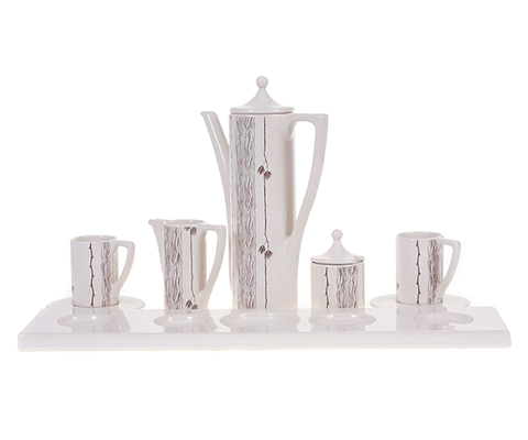 Acacia Executive Coffee Set