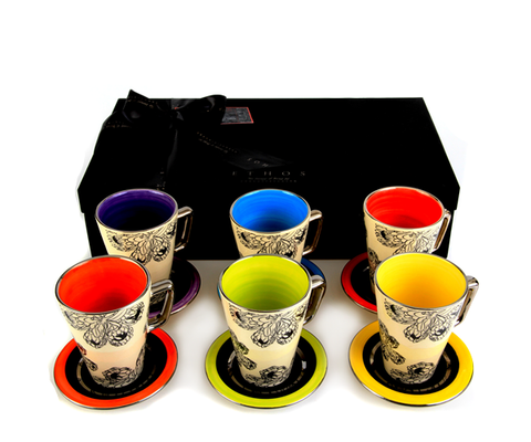 Protea Tea Gift Set Mixed Colours