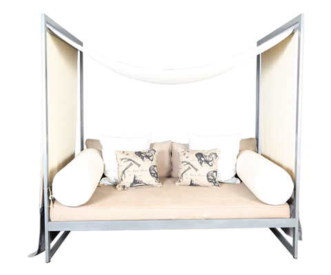 Steel Cube Daybed