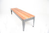 Ski Bench withh Slatted Top