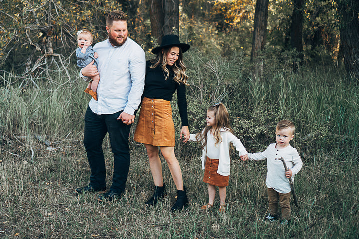 5 Things About October || Lichfield Family Update