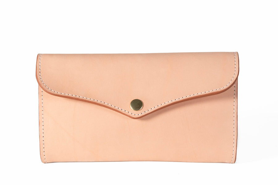 Blemished | No.76 | Leather Women's Long Wallet