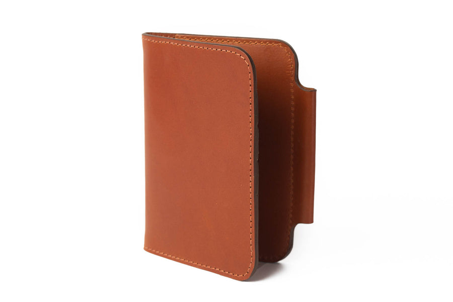 No.77 | 'Chestnut' Notebook Passport Wallet