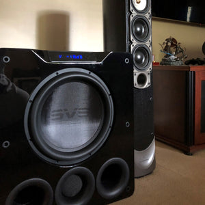 SVS Featured Home Theater System: Lee from Houston, Texas