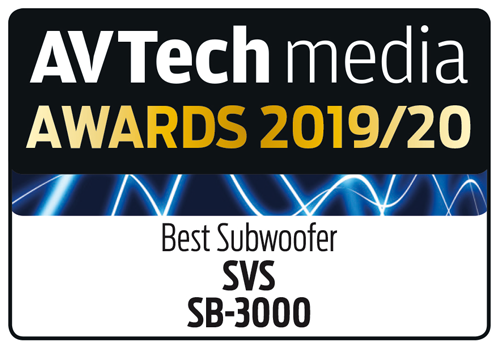 AVTech Media Awards 2019/2020 - Best Subwoofer