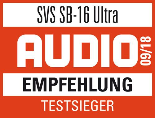 Audio Reference - 2018 Test Winner Award - SB16-Ultra
