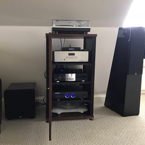 SVS Featured Home Theater System: Glendon Rusch, Louisville, KY