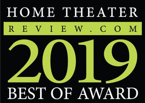 Home Theater Review - Best of 2019 Award