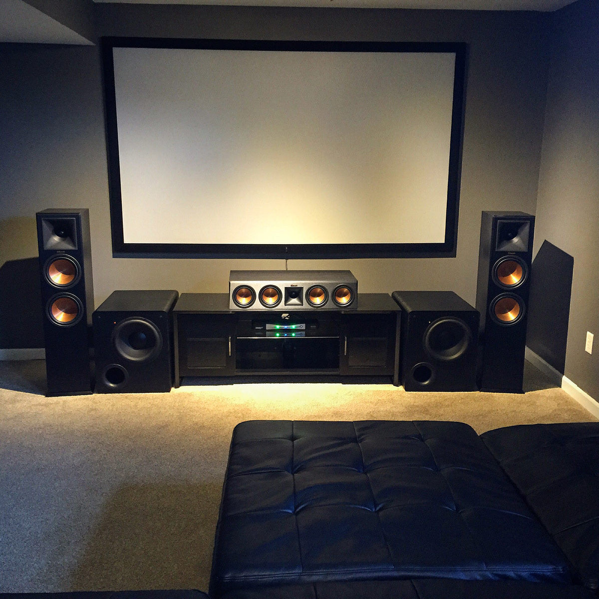 Featured Home Theater System: Jermaine in St. Louis, MO