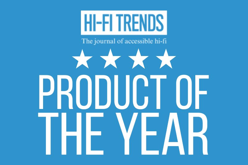 Hi-Fi Trends - Product of the Year 2019