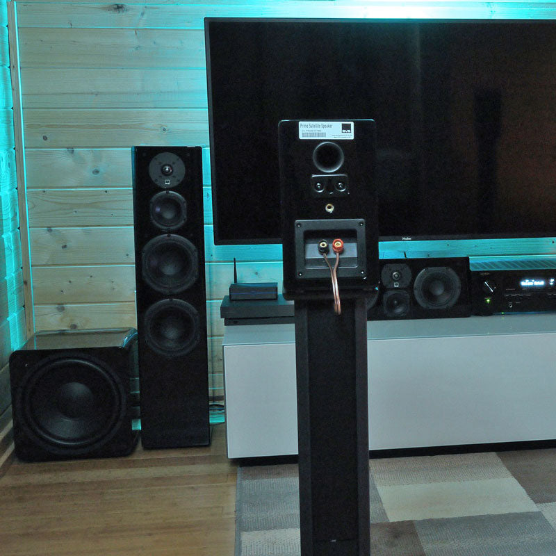 Featured Home Theater System: Dan in Campobello, SC
