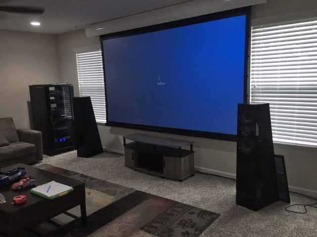 Featured Home Theater System: Robin in Cuyahoga Falls, OH