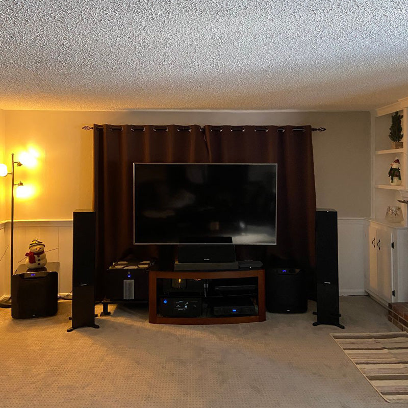 SVS Featured Home Theater System: Brian K. from Nashua, NH