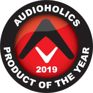 Audioholics - Product of the Year Award - 2019