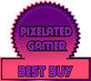 Pixelated Gamer - Best Buy Award