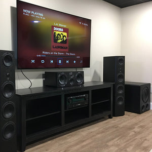 SVS Featured Home Theater System: Chad D. from Milford, MA
