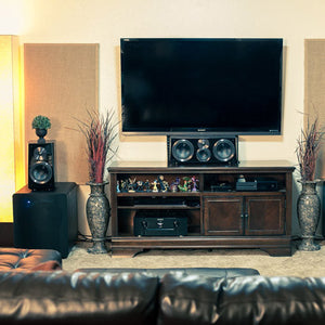 Featured Home Theater System: Chris in Alameda, CA