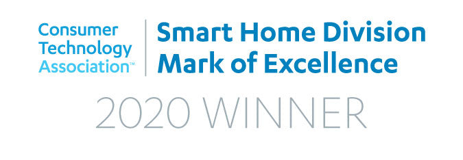 Consumer Technology Association - 2020 Smart Home Division Mark of Excellence Winner