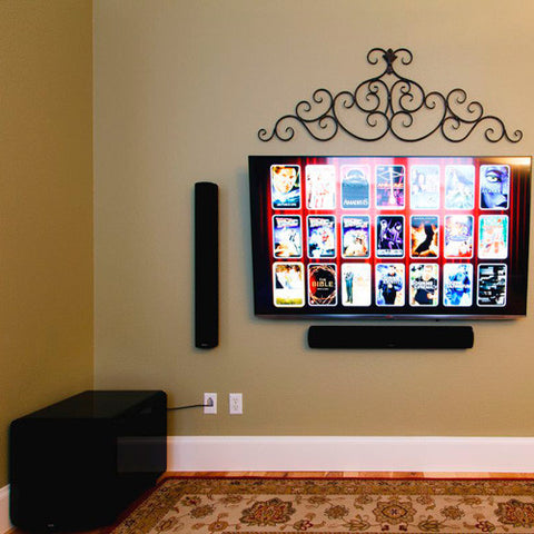 Featured Home Theater System: David in California