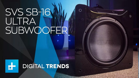 SVS SB-16 Ultra Subwoofer - Hands On Review