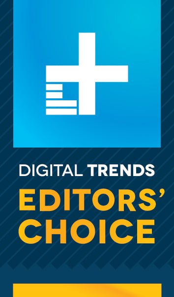 Digital Trends - Editors Choice Award