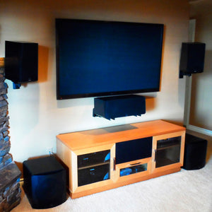 Featured Home Theater System: David in Bellingham, WA