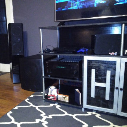 Featured Home Theater System: JC Dan in Atlanta, GA